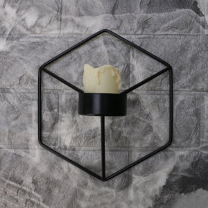 """Madrona"" 3D Tea Light Sconce"