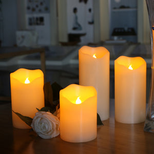 """Eternal Flame""  LED candle"
