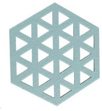 "Load image into Gallery viewer, ""Bon Hexagon"" Laser Cut Coasters"