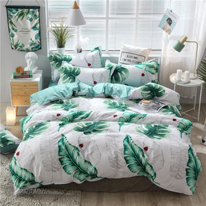 """The Modern Classic"" 300 tread count duvet cover set"