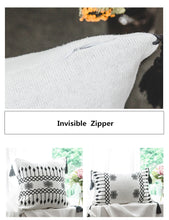 "Load image into Gallery viewer, ""Brooklyn Boho"" Reversible Throw Blanket"