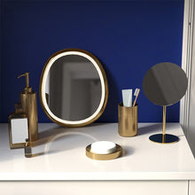 "Load image into Gallery viewer, ""Olympic Gold"" Bathroom Accessories Set"