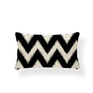 """Geometry 101"" Decorative Pillow Covers"