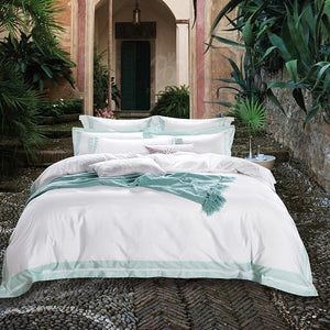 """Chic Sleep"" Luxurious 500TC Duvet Set"