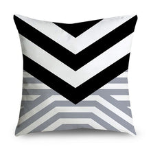 "Load image into Gallery viewer, ""Mod about You"" pillow covers"