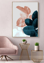 "Load image into Gallery viewer, ""Belle Botanicals""  Floral Wall Art"