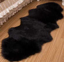 "Load image into Gallery viewer, ""LuxFur"" Sheepskin Faux Fur Rugs"