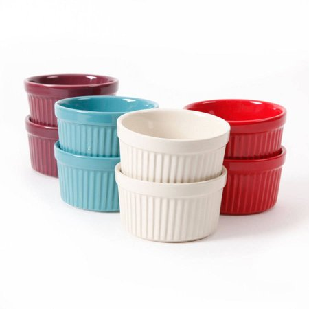 8-Piece Ramekin Set