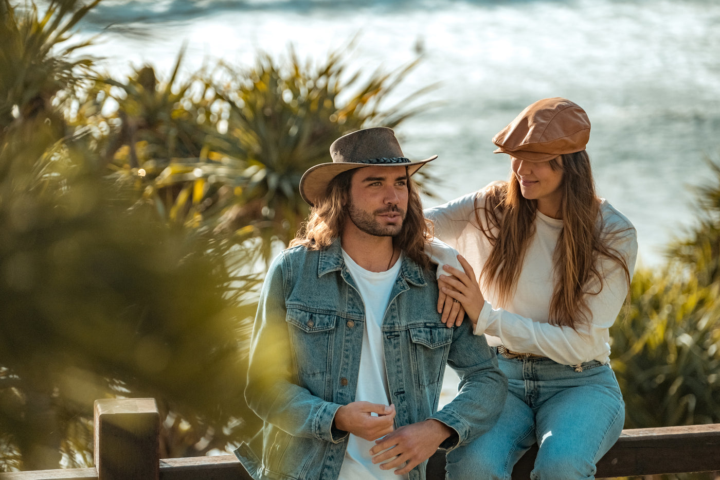 Jacaru Kangaroo Leather Hats Handmade in Australia