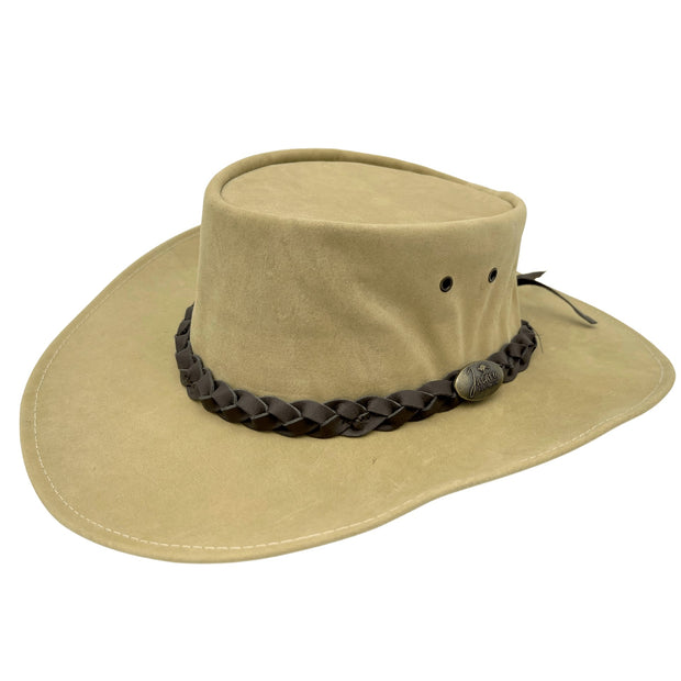 Jacaru 1001P Premium Kangaroo Leather Hat