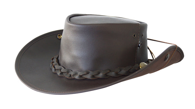 Jacaru 101 Boundary Rider Bovine Leather Hat