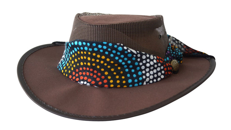 Jacaru 104A Ladies Camper Hat