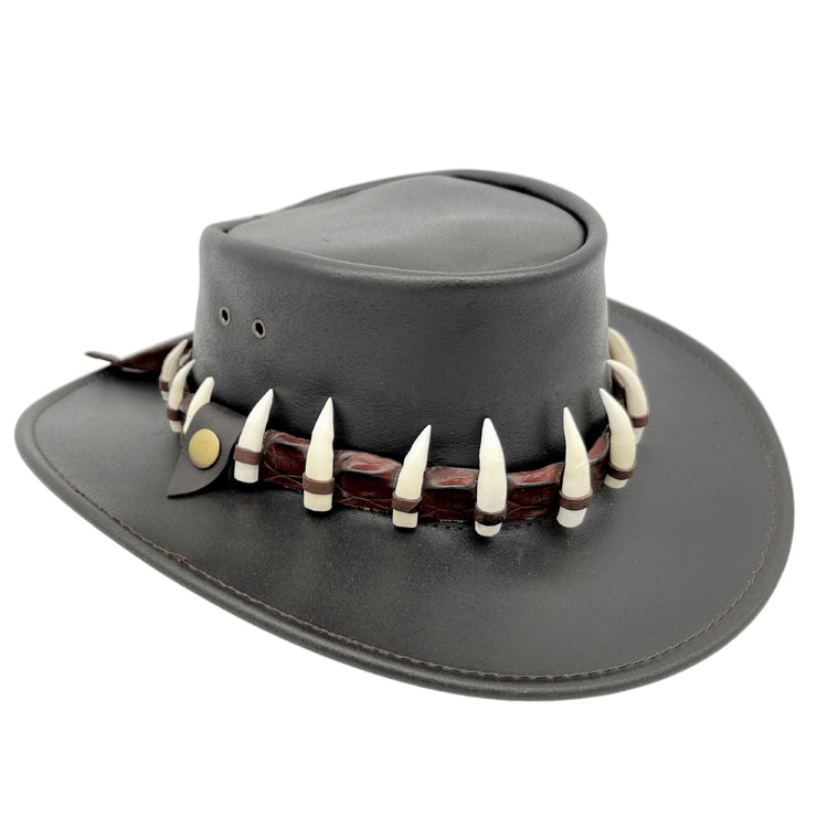 Jacaru 112 Lightning Jack 15 Croc Teeth Hat
