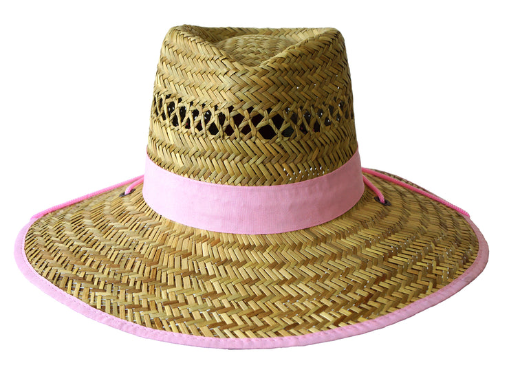 1558 Garden Hat with Band