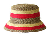 1751 Striped Short Brim