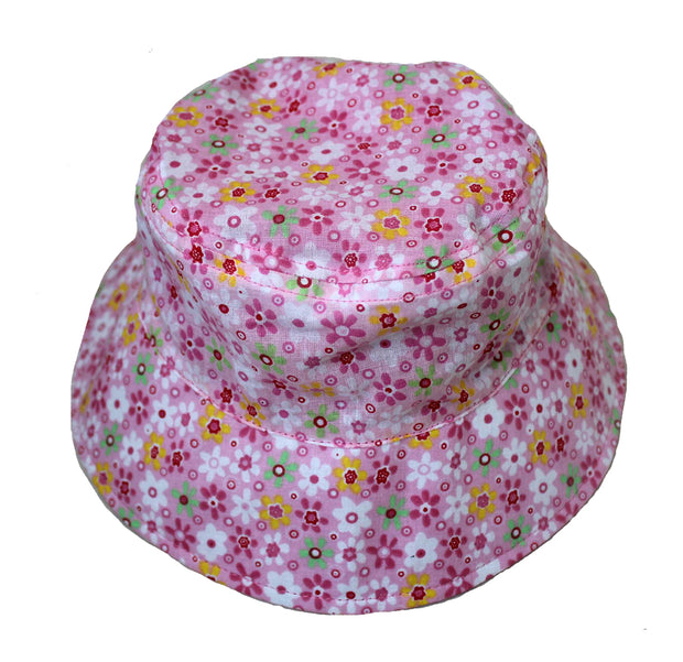 Jacaru 1807 Small Flower Bucket Hat