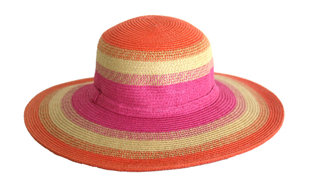 Jacaru 1822 Bright Wide Brim Hat
