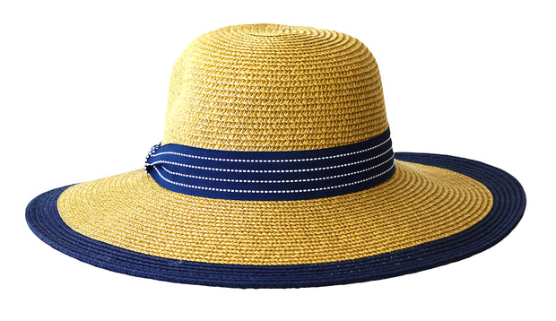 Jacaru 1830 Ribbon Detail Hat