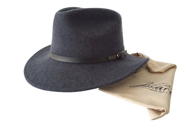 Jacaru 1849 Wool Traveller Hat