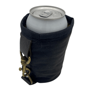 Jacaru 5069 Stubby & Can Cooler with clip