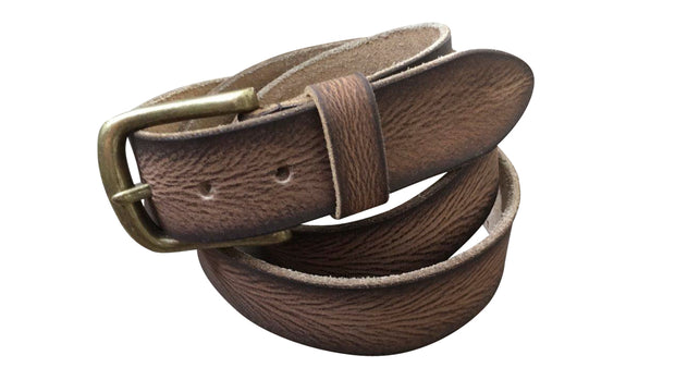 Jacaru 6017 Leather Belt 40mm