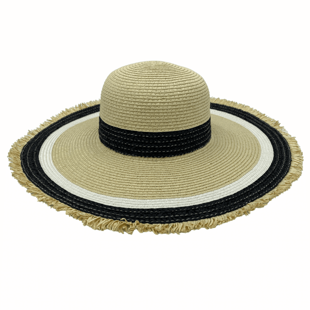 Jacaru 1869 Wide Brim Ladies Hat