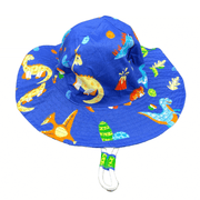 Jacaru 1875 Kids Dinosaur Bucket Hat