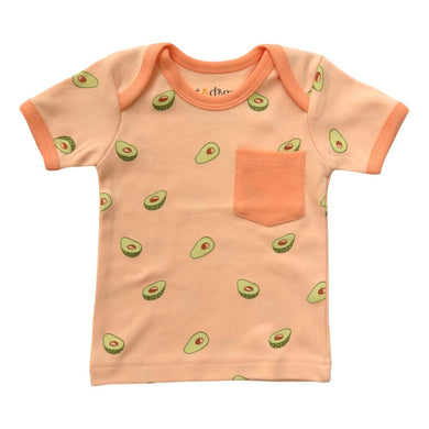 Avocado Lap Tee