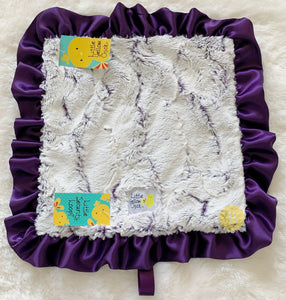 Grape Jam Blanket