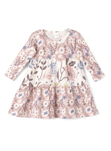 Pretty Posies Girl's Dress