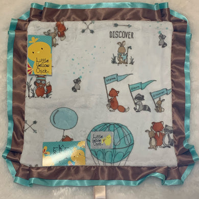 Up and Away Blanket