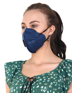 PureMe N95 Anti Pollution & PM2.5 Mask (Disposable) - Pack of 2 - puremeindia