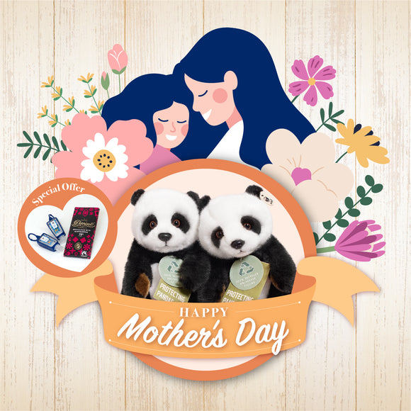 Mother's Day version - Bring Me Home Panda