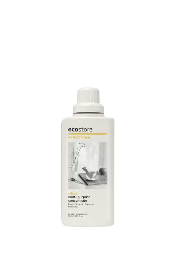 Ecostore Multi-purpose cleaner concentrate 500ml | Ecostore 全能家居濃縮清潔液 500 毫升