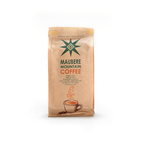 MAUBERE MOUNTAIN COFFEE BEAN 200GM | Maubere Mountain 咖啡豆200gm