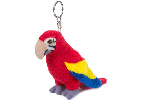 Parrot Keychain | 鸚鵡匙扣