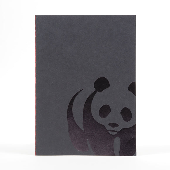 WWF Notebook - Black | WWF 筆記簿 (黑色)