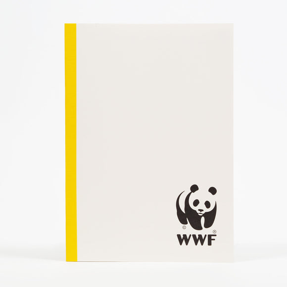 WWF Notebook - Yellow | WWF 筆記簿 (黃色)