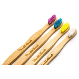 Bamboo toothbrush Kid | 竹製牙刷兒童