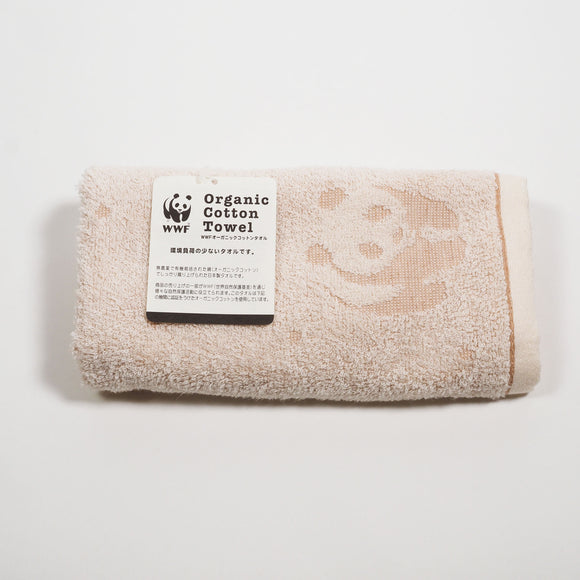 FACE TOWEL | WWF 熊貓面巾