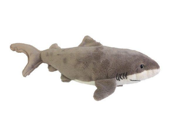 Great White shark 33cm | 大白鯊公仔 33cm