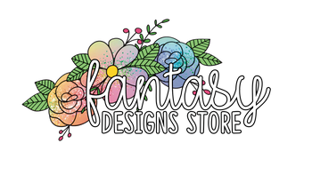 Fantasy Designs Planner Supplies