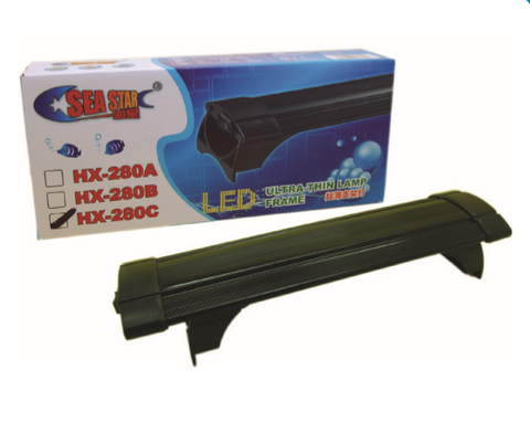 CALHA LED SEA-STAR (2 LINHAS LED) - MundoAnimal.pt