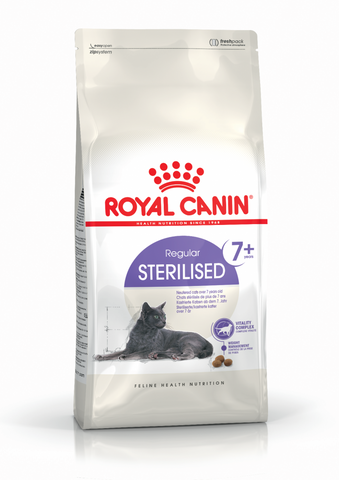 ROYAL CANIN GATOS - STERILISED +7