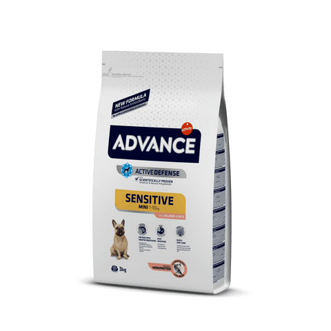 Advance Cão Adulto Sensitive Adulto Mini