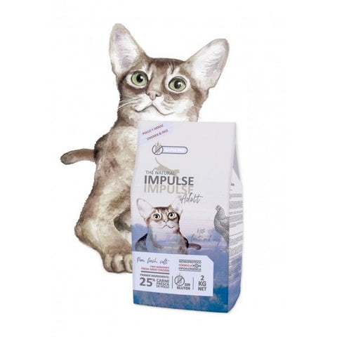 IMPULSE GATOS ADULTOS