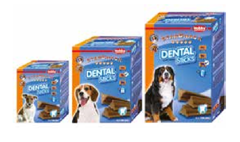 DENTAL STICKS 7UNI - MundoAnimal.pt
