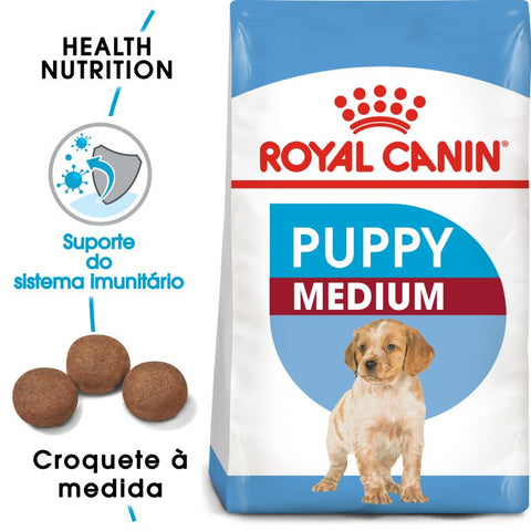 ROYAL CANIN MEDIUM - PUPPY