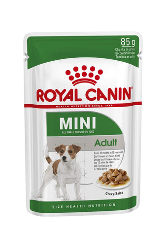 ROYAL CANIN MINI - ADULTO 85 gr