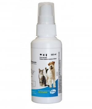 ELIMINALL SPRAY - 100 ml - MundoAnimal.pt